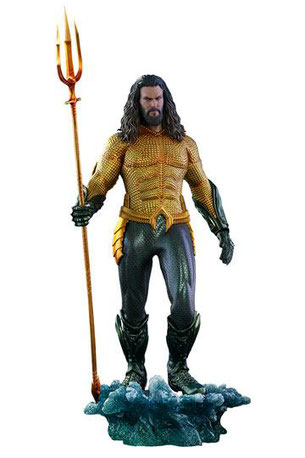 Aquaman, Aquaman Movie, 1/6 Figur, dc comics, dc movie,Hot Toys, Sideshow