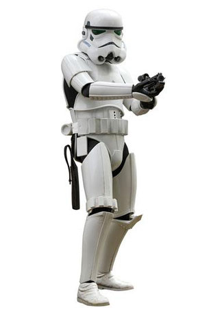 Hot Toys,Sideshow, Star Wars, 1/6, Stormtrooper
