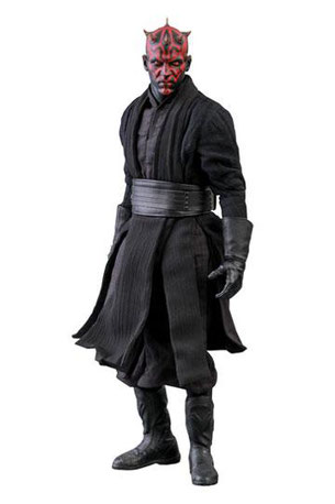 Hot Toys,Sideshow,Star Wars, Episode 1, 1/6, Darth Maul