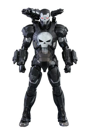 Hot Toys, Sideshow,The Punisher War Machine Armor,The Punisher,Netrflix the punisher,The Punisher: War Machine Vol. 1