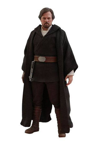 Hot Toys, Sideshow, Episode 8, 1/6, Luke Skywalker,Crait, Luke vs Kylo ren
