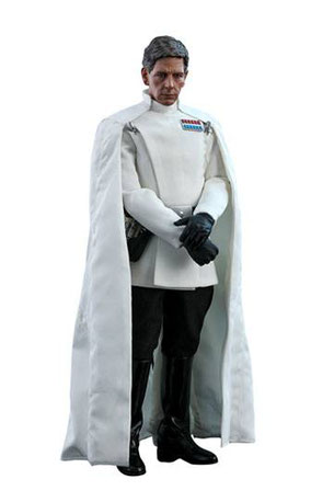 Hot Toys, Sideshow, Director Krennic, Star Wars Rougue One,FANwerk