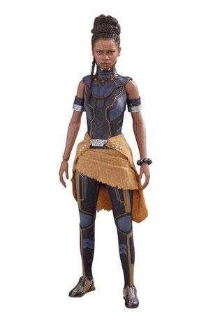 Hot Toys, Sideshow, Black Panther, Infinity War,Avenger endgame, Shuri,Masterpiece Actionfigur,1/6