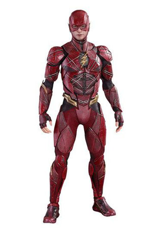 hot toys, the flash, dc comic,justice league,dc film, Sideshow