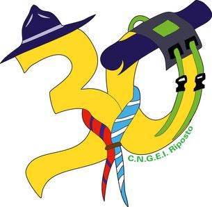 1984 - 2014  Trentanni di scoutismo CNGEI a Riposto