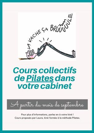 cours pilates kine besancon