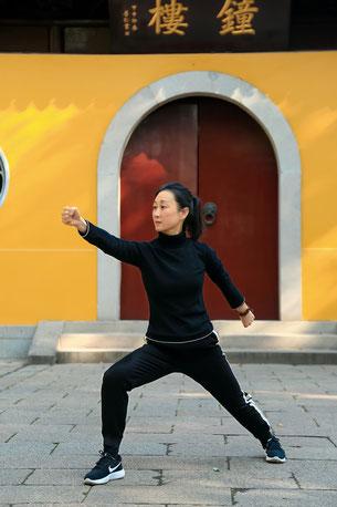 qi gong yi jin jing traité de transformation des tendons et des muscles