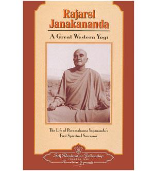 Buch Rajarsi Janakananda A great Western Yogi