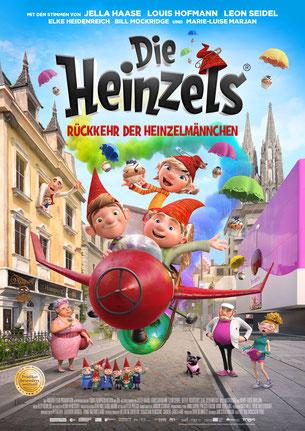 Die Heinzels Plakat
