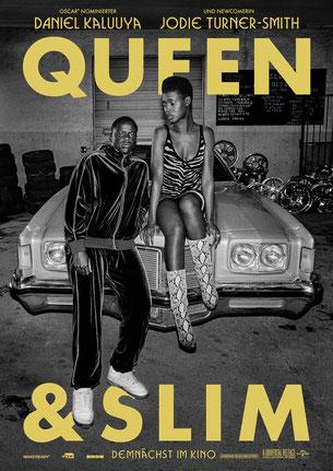 Queen & Slim Plakat