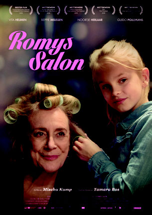 Romys Salon plakat