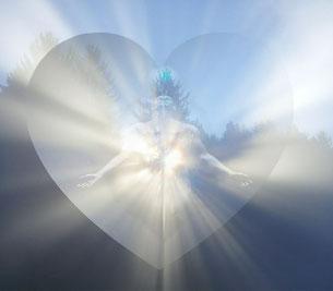 Symbol für innere Stärke und Liebe