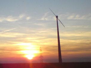 Windanlage Diegenstal