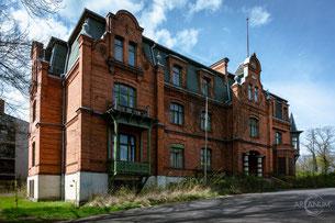 Neorenaissance Castle R.