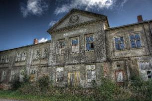 Neo-Classical Castle R.