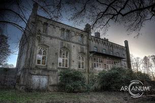 Neo-Gothic Castle G.