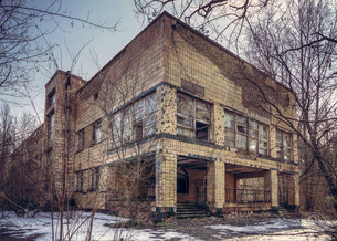 Pripyat - Hospital No.126