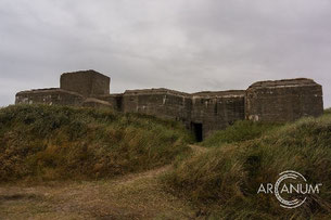Bunker of the North Atlantic Wall