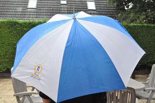 parapluie brodé impérial