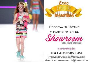 Expo Eventos Infantiles - 1ra Edición