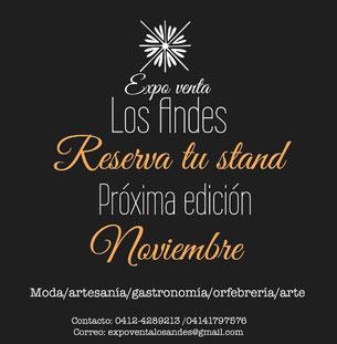 Expo Venta Los Andes - 2da Edición