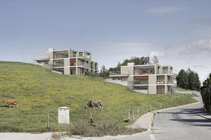 Verkauf Wohnung Kilchberg Neubau Promotion