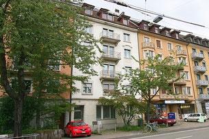 Verkauf Zürich Mehrfamilienhaus Wohnung