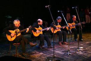 Cuarteto Ivirapú, Uruguay