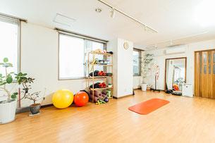 パーソナルトレーニング、ピラティス、札幌