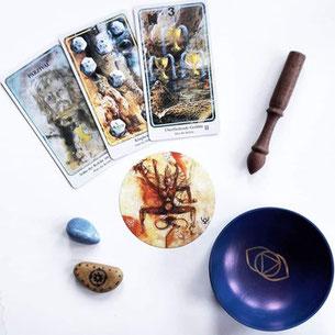 Tarot Workshop, Meditation & Kartenlegen