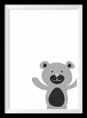 Teddy - Illustration