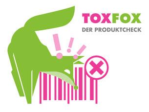 Toxfox App für Produktcheck
