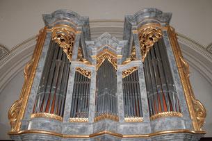 Evangelische Kirche Rust/Ruszt - erbaut von Johann Gottfried Malek  - 1789