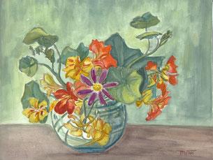 Nr. 2129  Bumen in Vase