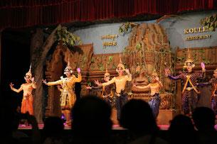 伝統舞踊 アプサラダンス