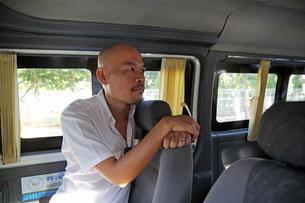 JHPの木村さん、5年も現地スタッフを勤めている