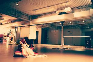studio AileS スタジオ内2