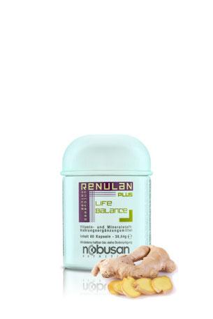 Nobusan Renulan Plus - Zur Unterstützung einer normalen  Verdauung