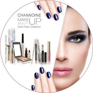 Dekorative Kosmetik von Channoine - zum Verlieben!