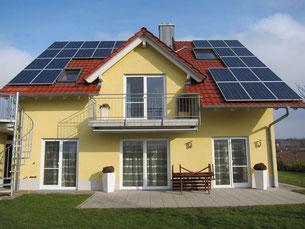 PV-Anlage mit 6,9 kWp in Bad Krozingen bei Freiburg
