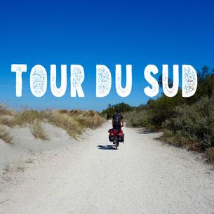 Frankreich, Südküste, Mittelmeer, Carmague, biketour, Radreise