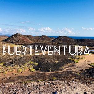 Fuerteventura, Vulkan, Insel, Kanaren, Atlantik