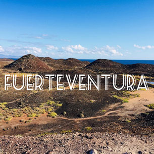 Fuerteventura, Vulkan, Insel, Kanaren, Atlantik, Canary Islands