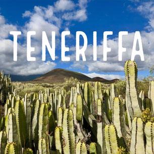 Teneriffa, Kanaren, Wandern im Süden, Vulkankegel
