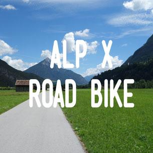 alpencross, alp x, road bike, Rennrad, gravel bike