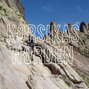 Korsika, Norden, GR20