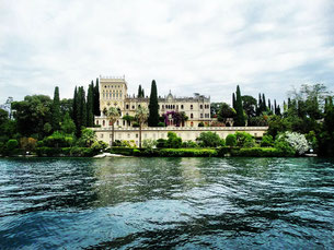 Italia Italy Lago di Garda Lake Garda