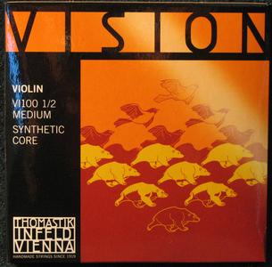 Cordes Thomastik Vision Violon