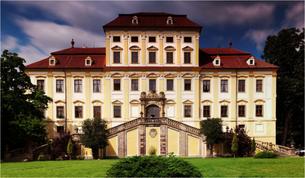Schloss Červený Hrádek