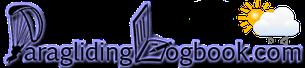 LOGO PARAGLIDINGLOGBOOK